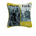 COUSSIN DECORATIF NEW YORK