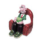 Figurine Wallace et Gromit